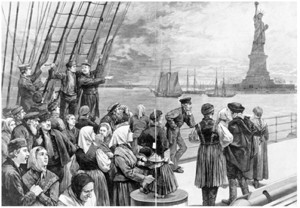Calascio | Immigration History